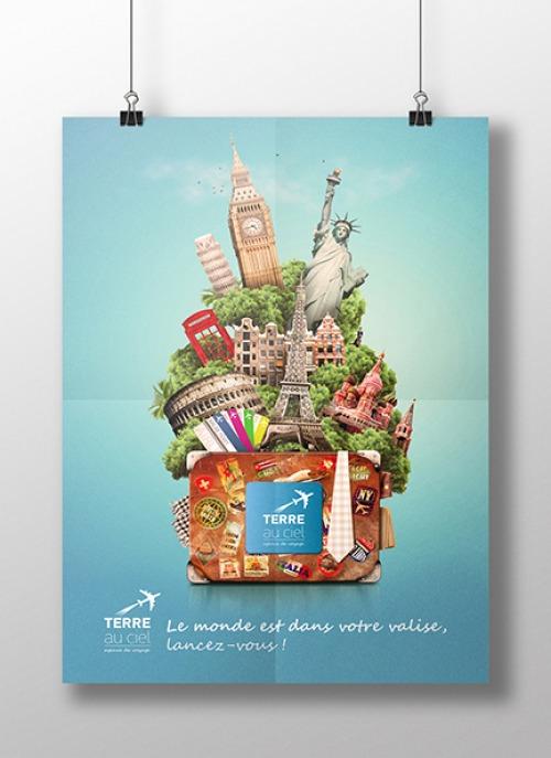 Poster économique