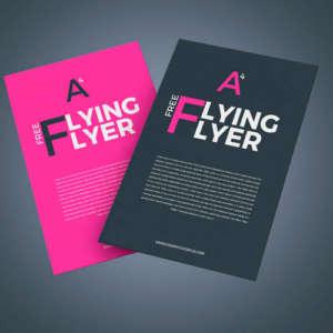 Flyer - ACAS Print